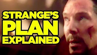 Infinity War - WHAT WAS DOCTOR STRANGE