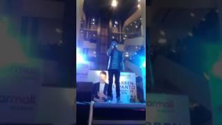 Darren Espanto Be With Me Album Tour at STARMALL ALABANG (01-29-2017)
