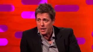 Graham Norton Show 2012 S10x21 Hugh Grant, Joanna Page, Jo Brand and David Guetta Part 1  YouTube