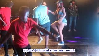 Madanon & Babes Wodumo Usisi Oyedwa F Ink Live Performance