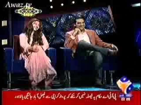 Ayesha Khan & Humayun Geo tv.flv