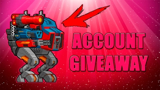 Account Giveaway in honor of the 150 subscribers [SuperMechs]