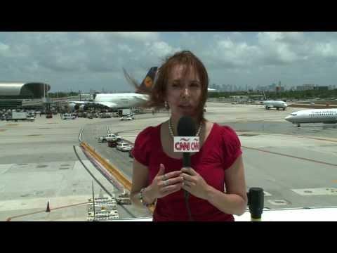Avión comercial más grande del mundo llega a Miami
