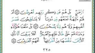 الجزء السابع عشر بصوت الشيخ ياسر الدوسري