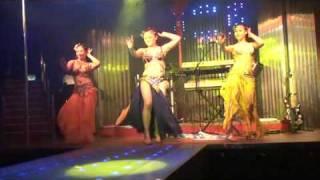 Dance in the bar