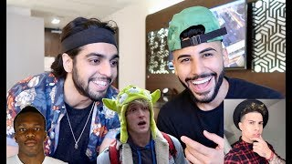 HILARIOUS YOUTUBER IMPERSONATION CHALLENGE!!!