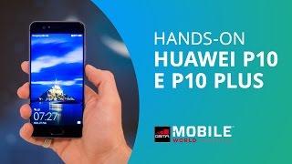 Huawei P10 e Huawei P10 Plus [Hands-on MWC 2017]