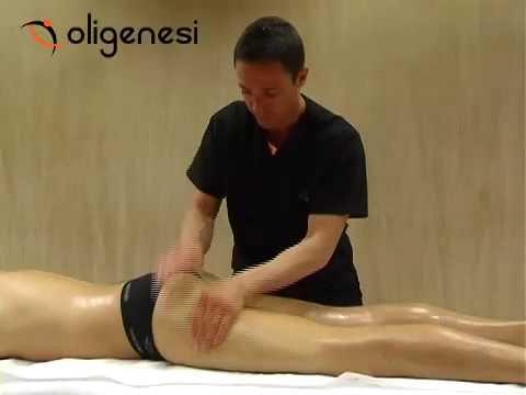 Corso di Massaggio Muscolare Video n.2 oligenesi.it