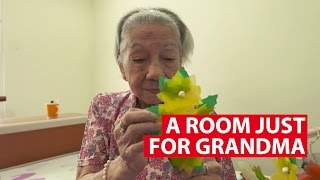 A Room Just For Grandma | It Figures | CNA Insider