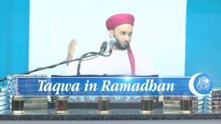 Taqwa in Ramadhan | Part 1