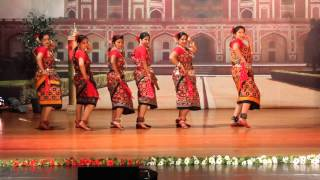 Pakhana - a Folk Dance by Konark Arts