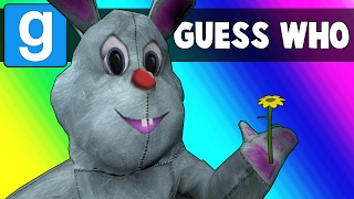 Gmod Guess Who Funny Moments - Frolick in the Flowers! (Garry
