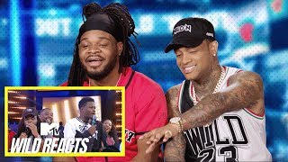 Wild 'N Out Cast Reacts To Deleted Scenes & Sh*t You Didn't See 🎬 😂 Wild Reacts