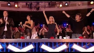 Ryan Tracey Makes History with a WORLD RECORD!   Week 3   Britain's Got Talent 2017