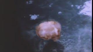 Rare footage of Nagasaki atomic bombing