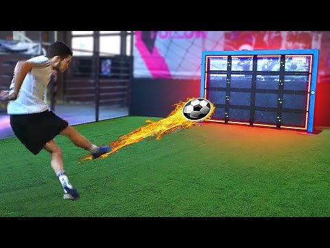 Download freekickerz playing Football vs Subscribers @The Base Berlin
