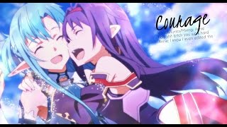 【Sword Art Online】Courage (English Cover)【Annie】