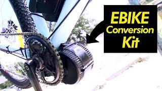 E-bike Conversion Kit - Lekkie Bafang DIY KIT