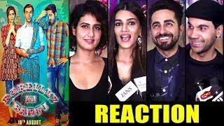 Bollywood Celebs Reaction On Bareilly Ki Barfi Movie