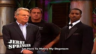Sleeping With The Bridesmaid! (The Jerry Springer Show)