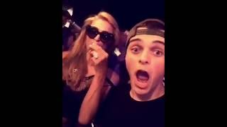 MARTIN GARRIX SnapChat Video Pt.3(Ft.Kygo, Alesso , Paris Hilton, Oliver Heldens, Bebe Rexha)