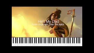 Lisa: The Joyful // He's My Dad // Piano