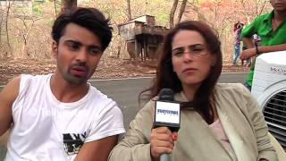 Neil and Sam aka Shravan and Kashmira in a Candid chat with Tellybytes