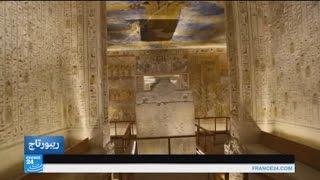 مصر: معبد الكرنك أروع ما بناه الفراعنة!!