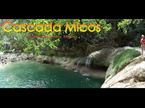 watch Saltos en Cascadas de Micos Huasteca Potosina Viaj