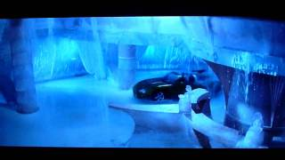 James bond, Full Die another day car chase scene as it should've been