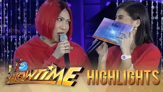It's Showtime Miss Q and A: Anne reacts to what Vice wants on Valentine's Day
