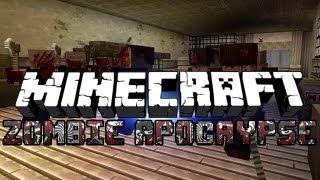 Minecraft: ZOMBIE APOCALYPSE! - Adventure Map - Part 1 | MILYORLARCA ZOMBI ! + Download