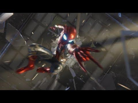 Spider Man vs Wilson Fisk Iron Spider Suit Walkthrough Marvel s Spider Man