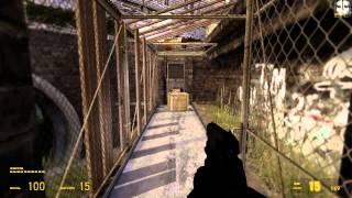 Прохождение half-life 2 cinimatik mod часть 3