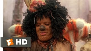 The Wiz (1/8) Movie CLIP - The Crow Anthem (1978) HD