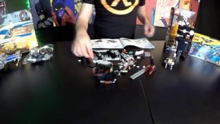 LEGO Star Wars Eclipse Fighter™ 75145 - Nerdbot Build