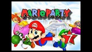 chacs stream live #18 -Mario party (la peor rompe amistades) pt2