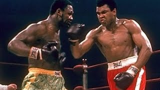 Muhammad Ali vs Joe Frazier (1st fight) / Мохаммед Али - Джо Фрейзер (1-й бой)