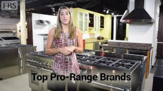Tips When Shopping for a Pro Range