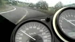 Kawasaki Ninja zx6r top speed