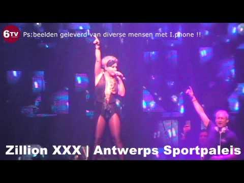 Xxx Mp4 Zillion XXX Sportpaleis Antwerp Beelden Met I Phone S 3gp Sex