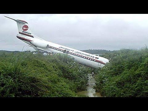 The Most Horrible Plane Crash Accidents -Airplane Crash Compilation