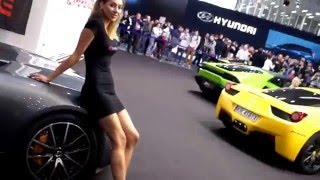 The girls on Motor Show Poznań 2016 by mototrends.pl