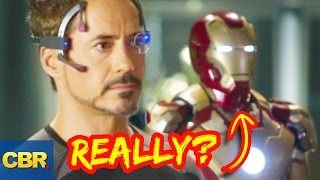 10 Lies You Were Told About Iron Man