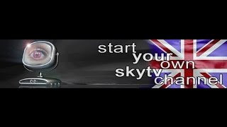 How To Start My Own TV Channel