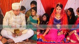শাকিব-অপুর গোপন বিয়ের খবর ফাঁস ! Shakib Apu marriage secrete news !