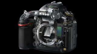 آلية عمل كاميرات ال دي اس ال ار  DSLR  وماهو أساس هذه التسمية