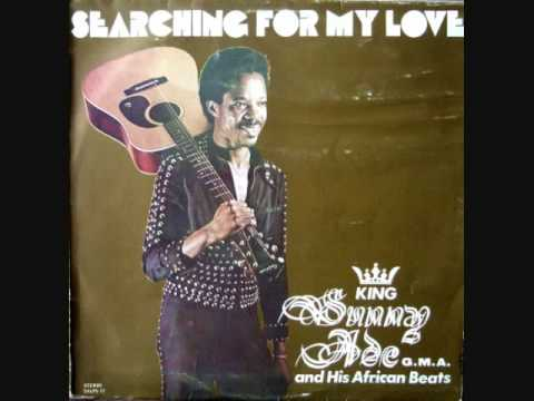 King Sunny Ade ~ I'm Searching for My Love - She Loves Me