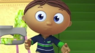 Super WHY! Full Episodes English ✳️  The Twelve Dancing Princesses ✳️  S01E21 (HD)