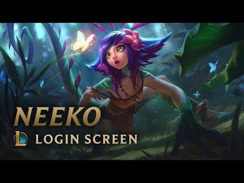 Xxx Mp4 Neeko The Curious Chameleon Login Screen League Of Legends 3gp Sex